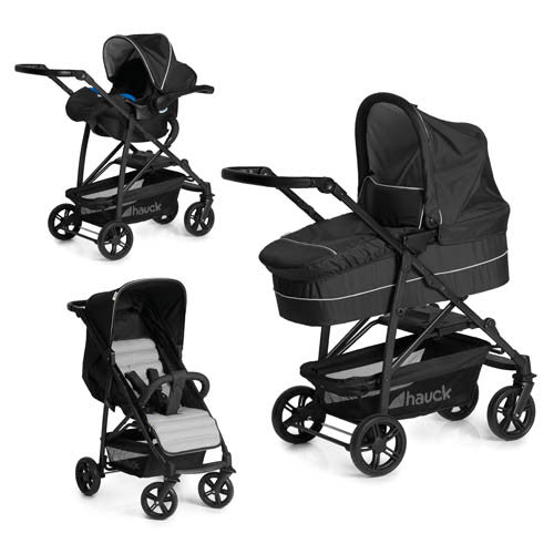 Rapid 4 Plus Trio Stroller Set - Hauck South Africa