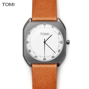 2017 Brand New Simple Luxury TOMI Fashion Casual Male Elegant female Clock woman Lady Wrist Watches-Beautify Sweden