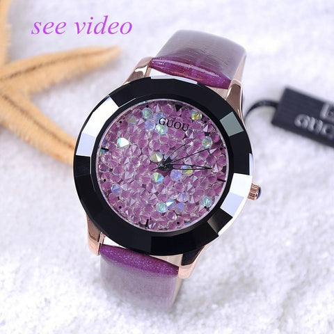 9 colors women's wristwatch-Beautify Sweden
