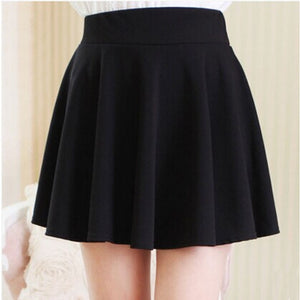Women Spring Summer Skirt lady Short Skater-Beautify Sweden