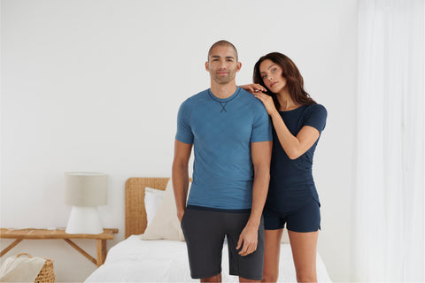 breathable sleepwear