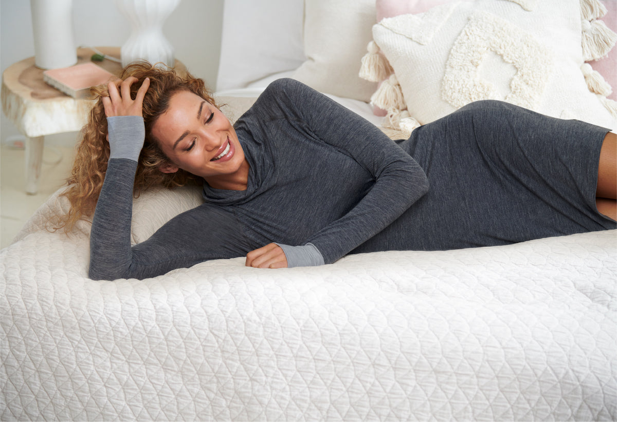 Thermal pajamas women