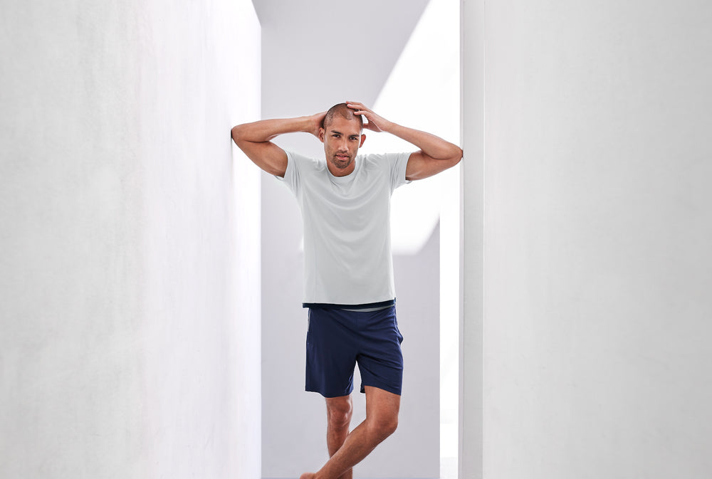 mens summer pajamas