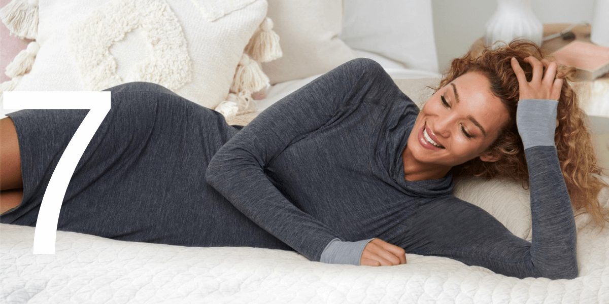 the most comfortable pajamas for women