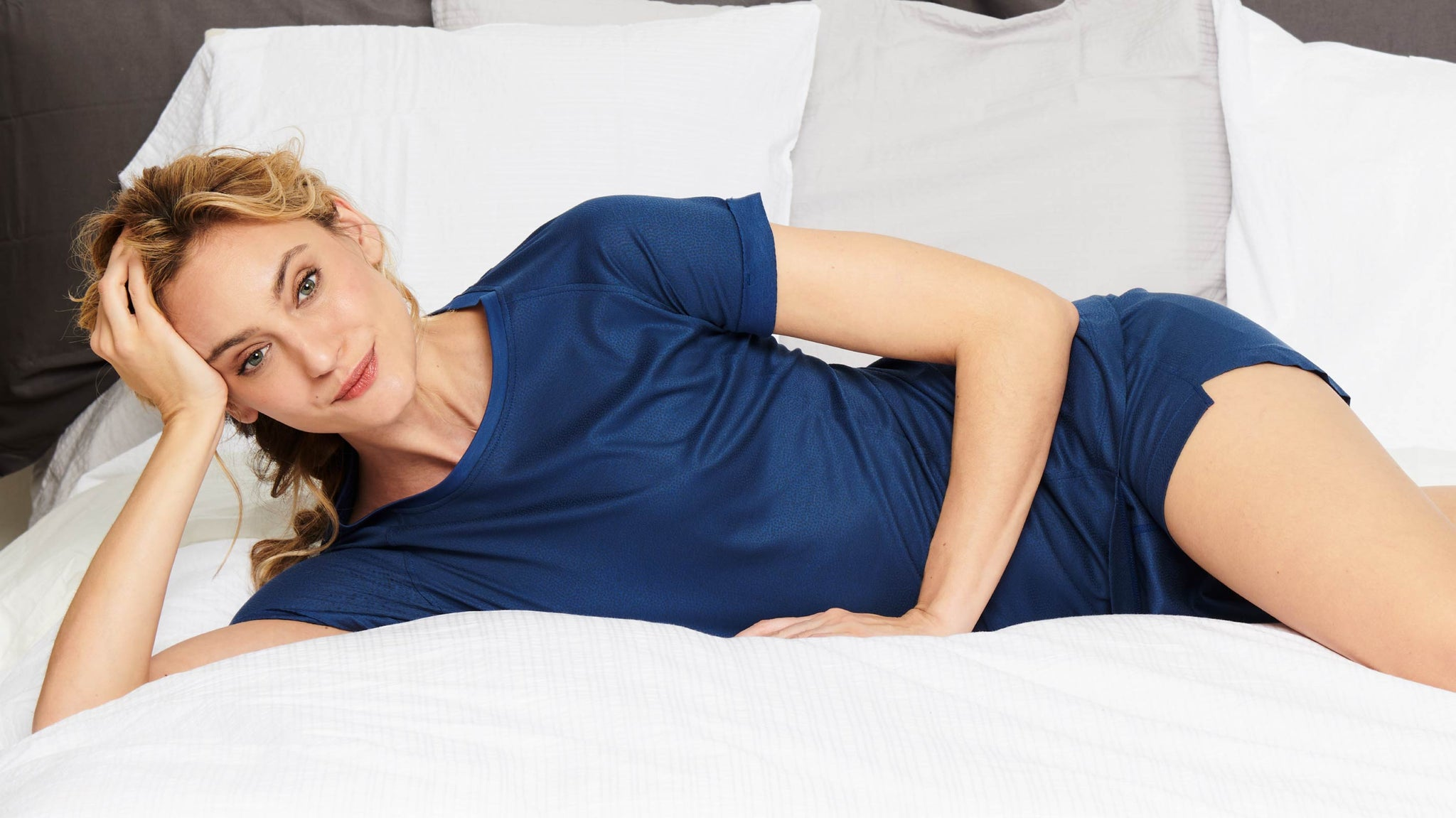 high performance sleepwear