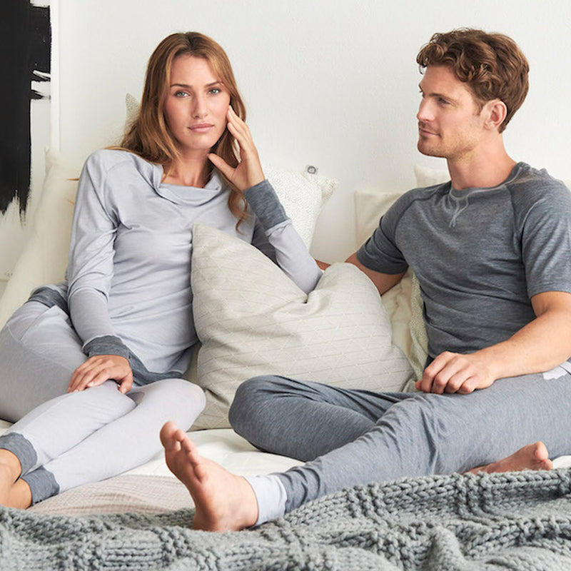 merino wool pajamas