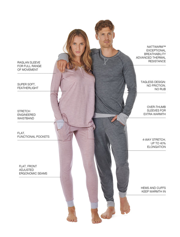 thermal nightwear