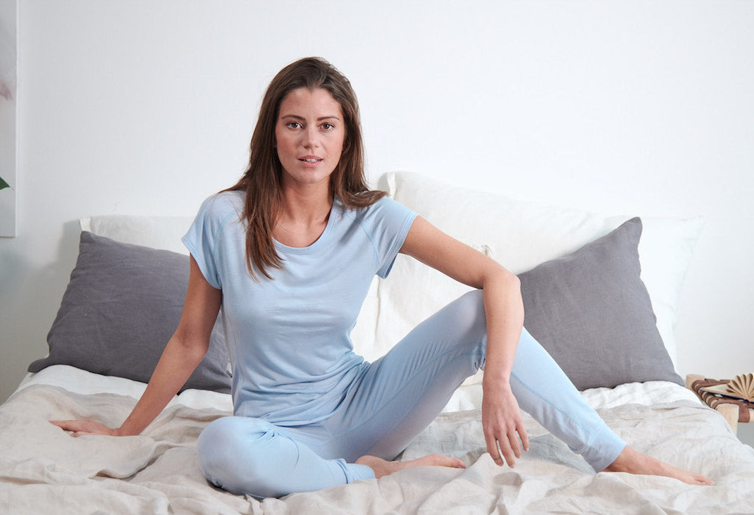 menopause pajamas for hot flashes