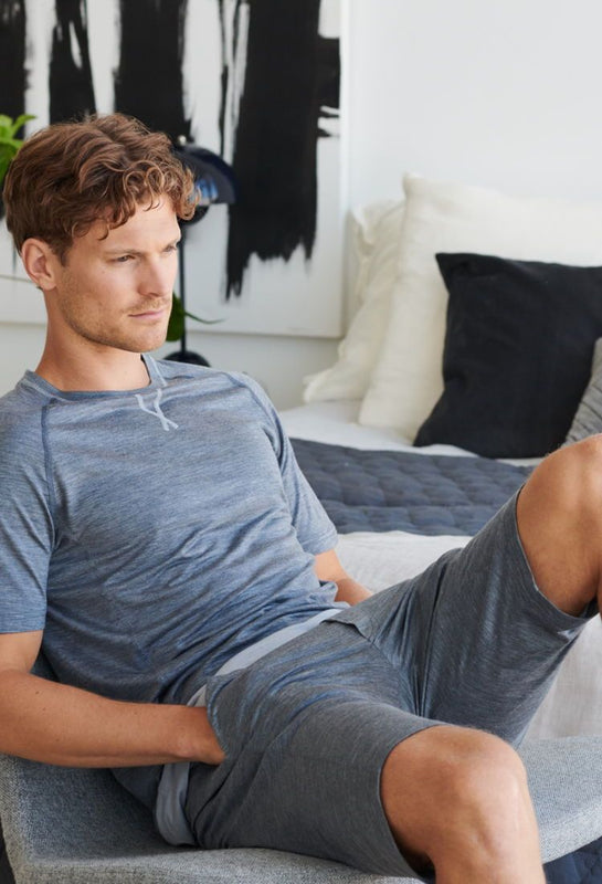 Wool pyjamas for a better night's sleep