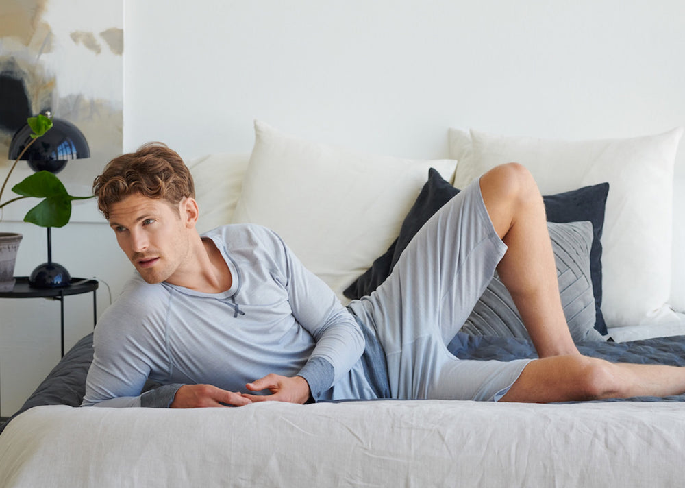 Soft sleepwear for men