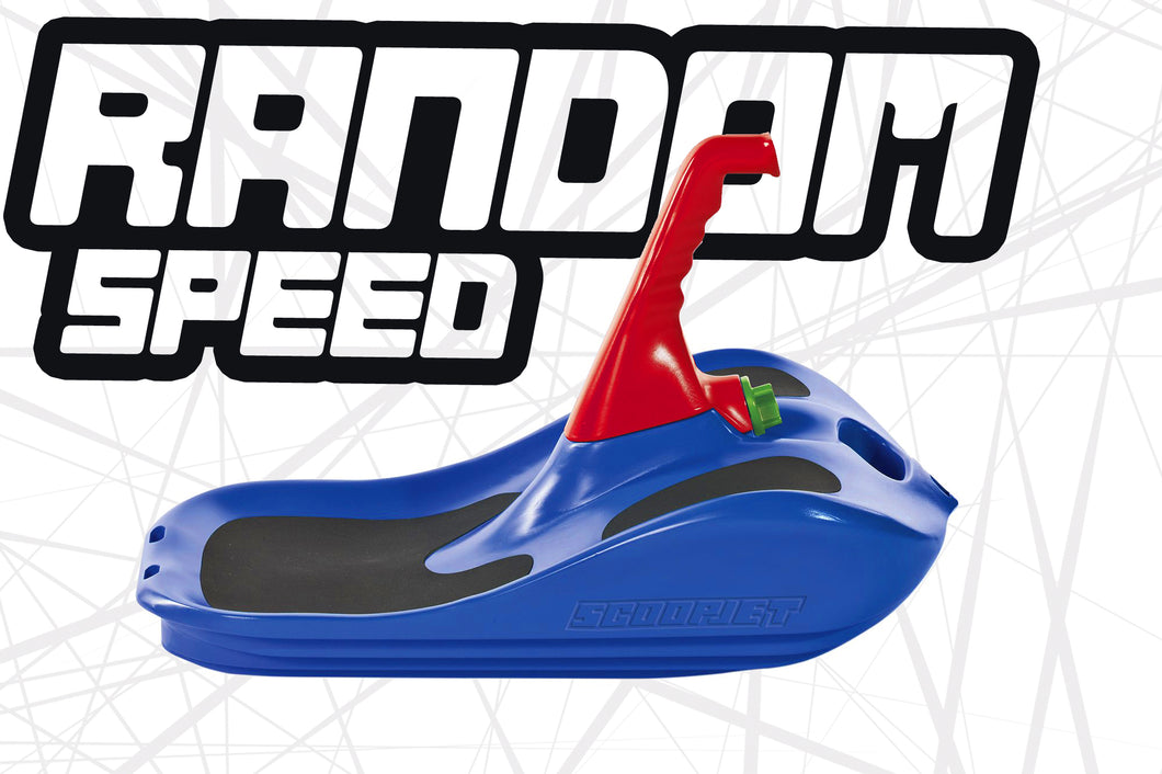 Scoopjet RANDOM SPEED Limited Edition