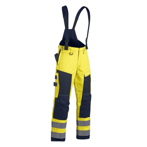 Blaklader Multinorm FR Antistatic Hi-Vis Winter Trousers-RBM Offshore Safety Supplies