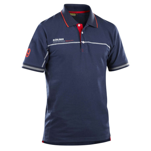 Blaklader Branded Polo Shirt-RBM Offshore Safety Supplies