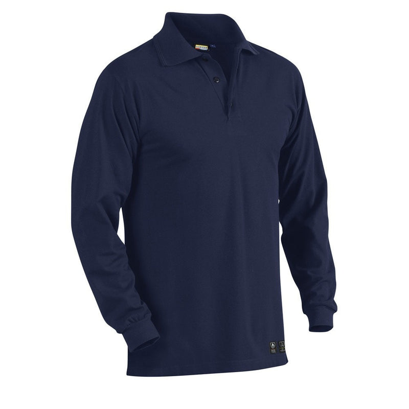 Blaklader FR Pique Polo Shirt-RBM Offshore Safety Supplies