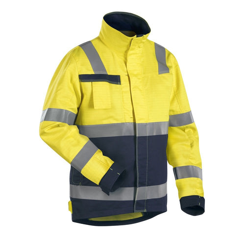 Blaklader Multinorm FR Hi-Vis Jacket-RBM Offshore Safety Supplies