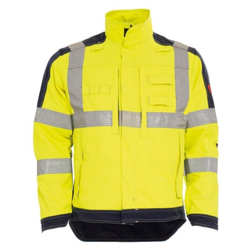 Tranemo Cantex FR Hi-Vis Jacket-RBM Offshore Safety Supplies