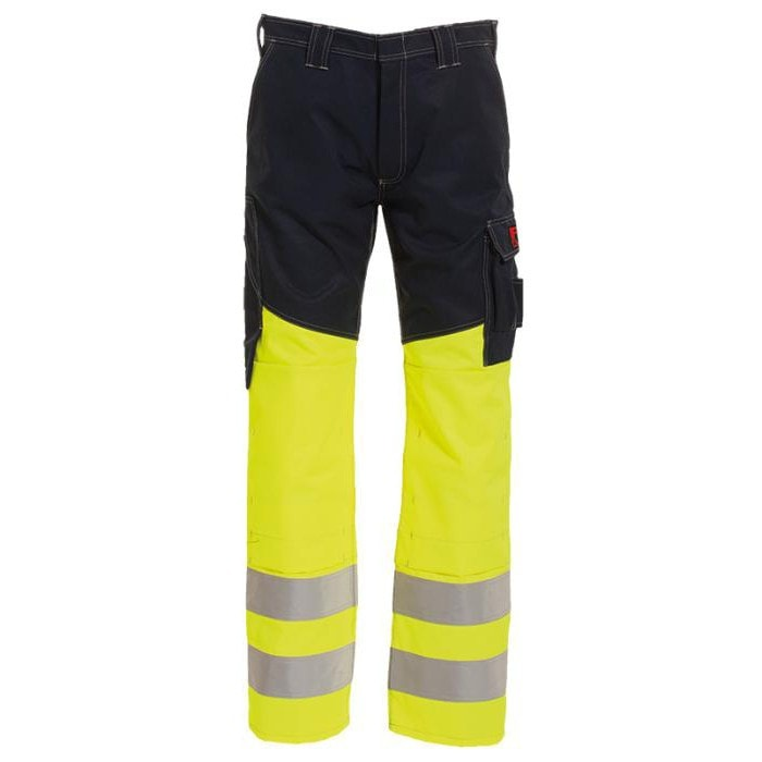 Tranemo Cantex Hi-Vis FR Trousers-RBM Offshore Safety Supplies