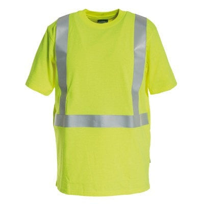Tranemo FR Hi-Vis T-Shirt-RBM Offshore Safety Supplies