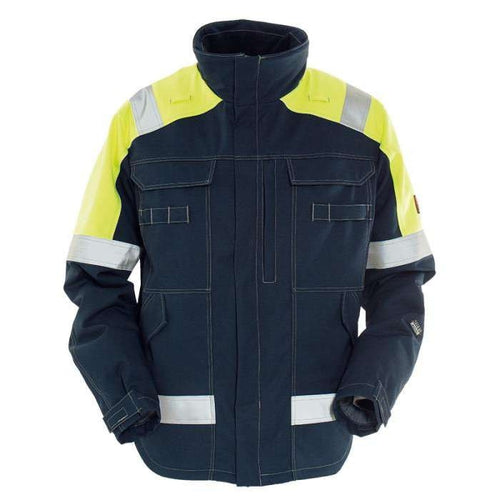 Tranemo Cantex 57 FR Winter Jacket-RBM Offshore Safety Supplies