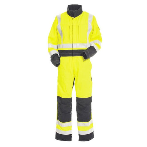 Tranemo Tera-TX Hi-Vis FR Overalls-RBM Offshore Safety Supplies