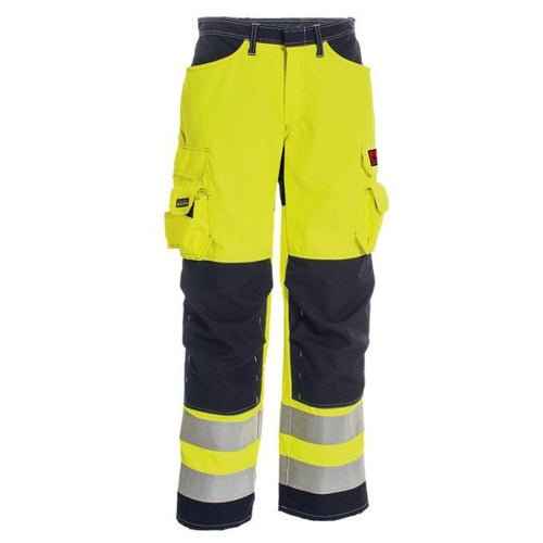 Tranemo Tera-TX Hi-Vis FR Trousers-RBM Offshore Safety Supplies