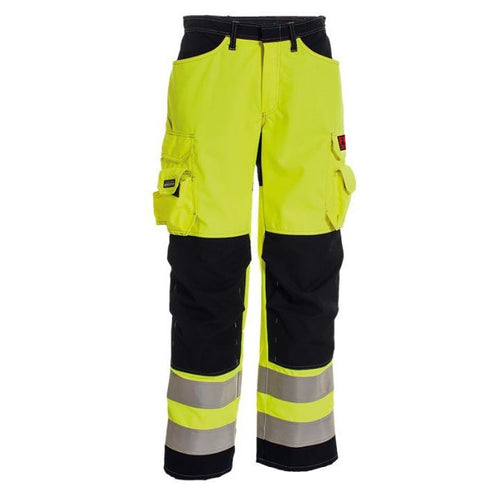 Tranemo Tera-TX Hi-Vis FR Lined Trousers-RBM Offshore Safety Supplies