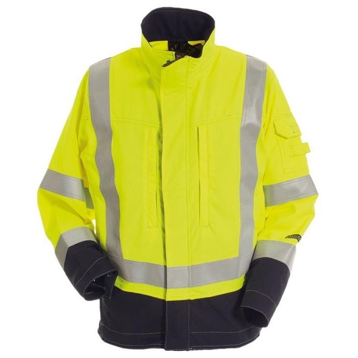 Tranemo Tera TX FR Hi-Vis Jacket-RBM Offshore Safety Supplies