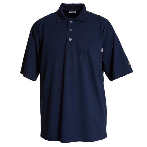 Tranemo Cantex FR Polo Shirt-RBM Offshore Safety Supplies