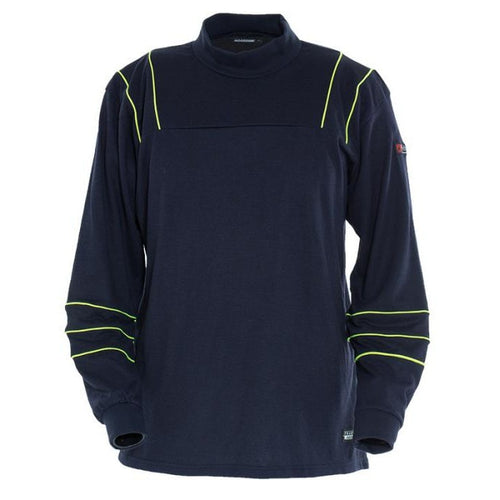 Tranemo FR Turtleneck Sweatshirt-RBM Offshore Safety Supplies