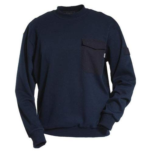 Tranemo Cantex FR Sweatshirt-RBM Offshore Safety Supplies