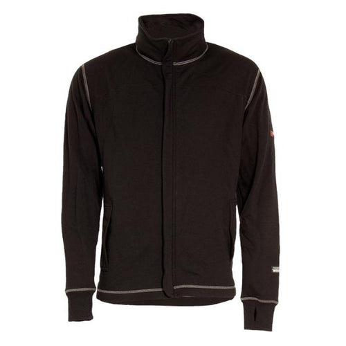 Tranemo FR Sweatshirt Jacket-RBM Offshore Safety Supplies