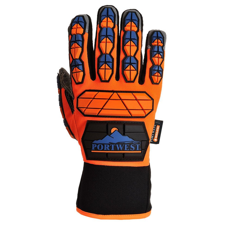 Portwest Aqua-Seal Pro Waterproof Impact Gloves-RBM Offshore Safety Supplies