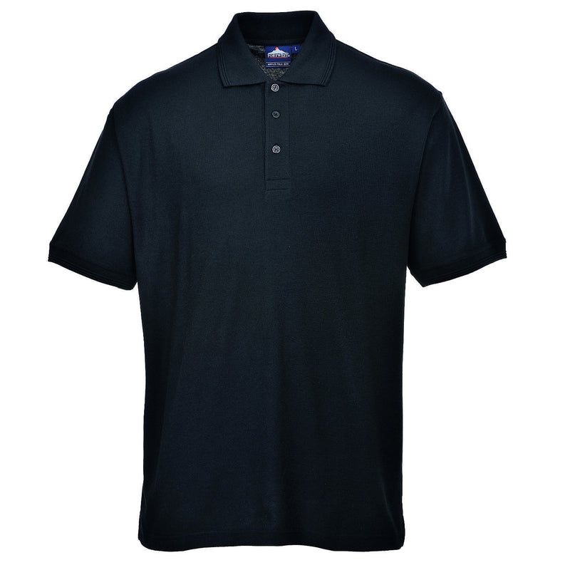 Portwest Naples Polo Shirt-RBM Offshore Safety Supplies