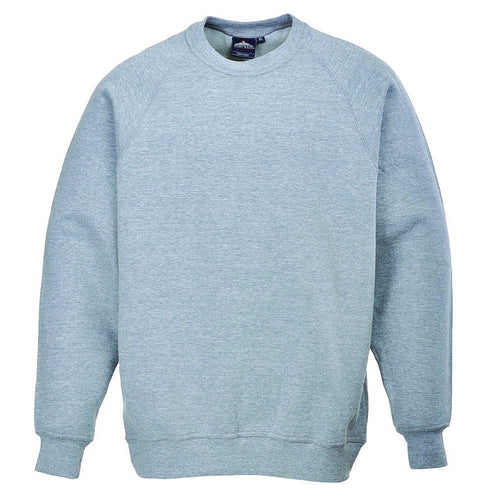 Portwest Roma Sweatshirt-RBM Offshore Safety Supplies