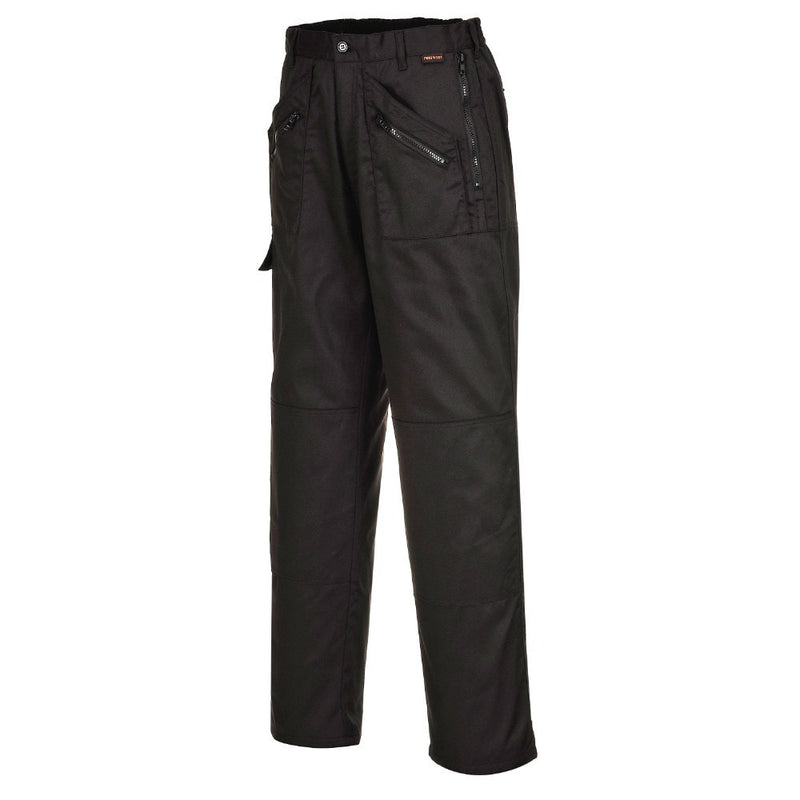 Portwest Lined Action Trousers-RBM Offshore Safety Supplies