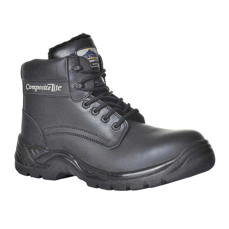 Portwest Compositelite Fur Lined Thor S3 Safety Boots-RBM Offshore Safety Supplies