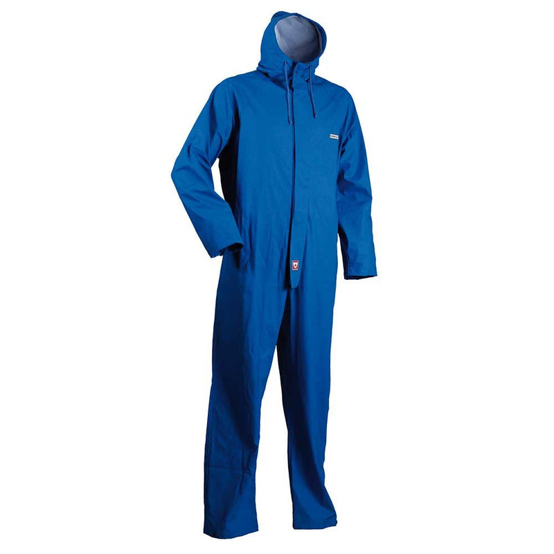 Lyngsoe Microflex Waterproof FR Overalls-RBM Offshore Safety Supplies