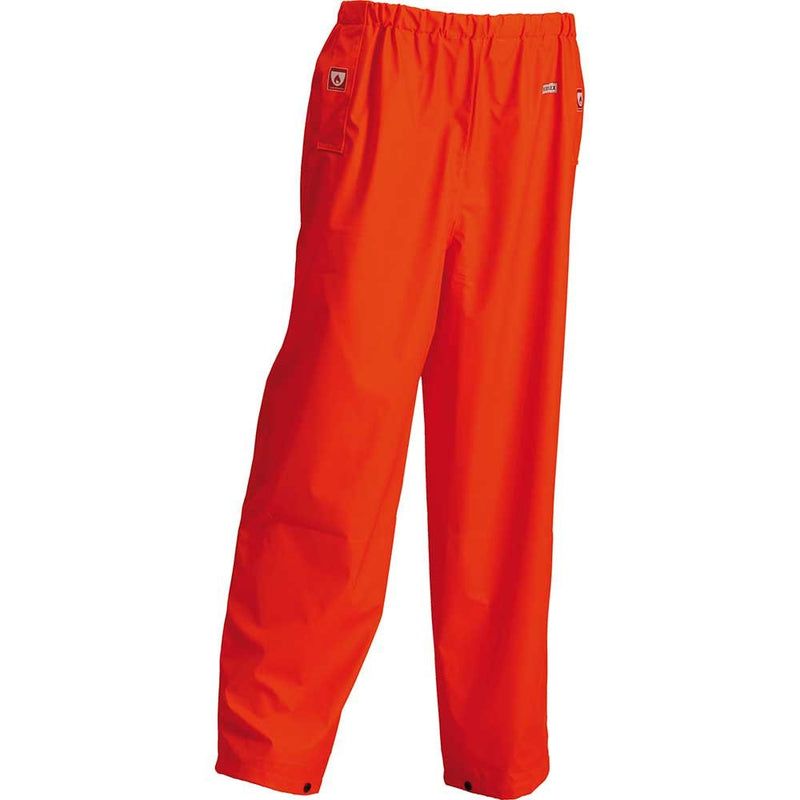 Lyngsoe Microflex FR Waterproof Trousers-RBM Offshore Safety Supplies