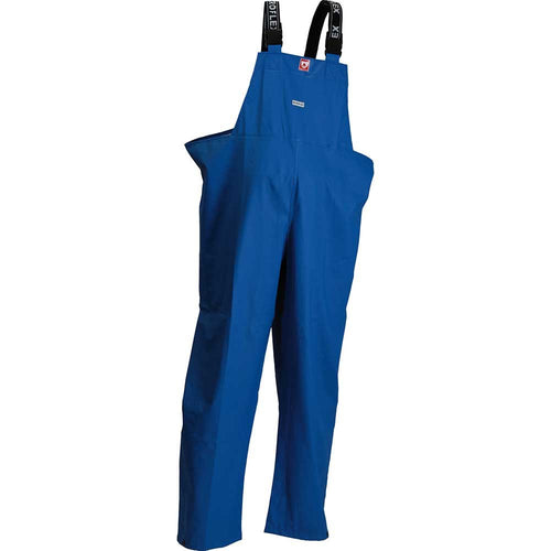 Lyngsoe Microflex FR Waterproof Bib Trousers-RBM Offshore Safety Supplies
