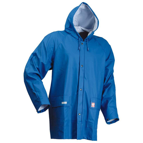 Lyngsoe Microflex FR Waterproof Jacket-RBM Offshore Safety Supplies