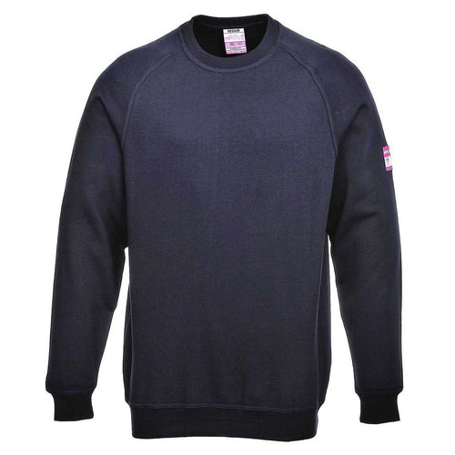 Portwest Modaflame FR Antistatic Sweatshirt-RBM Offshore Safety Supplies