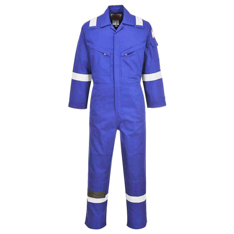 Portwest FR Antistatic Lightweight Overalls-RBM Offshore Safety Supplies