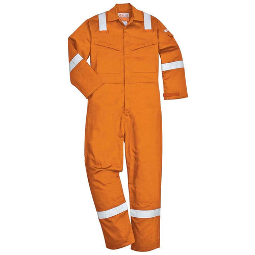 Portwest FR Antistatic Padded Overalls-RBM Offshore Safety Supplies