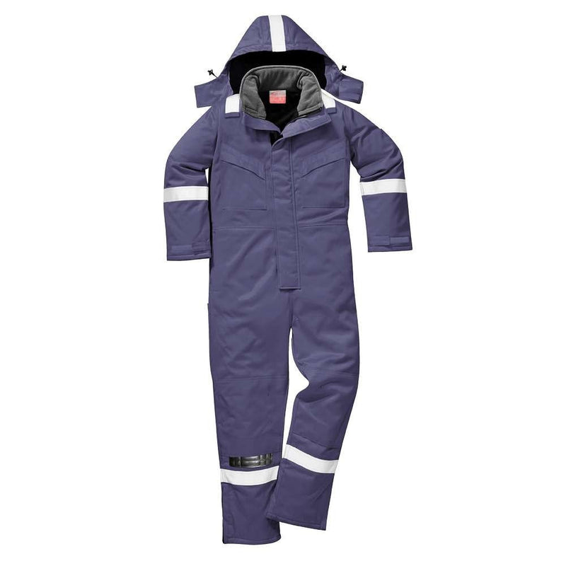 Portwest FR Antistatic Winter Overalls-RBM Offshore Safety Supplies