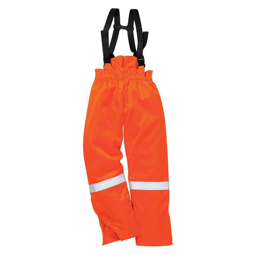 Portwest Bizflame FR Antistatic Winter Bib & Brace-RBM Offshore Safety Supplies