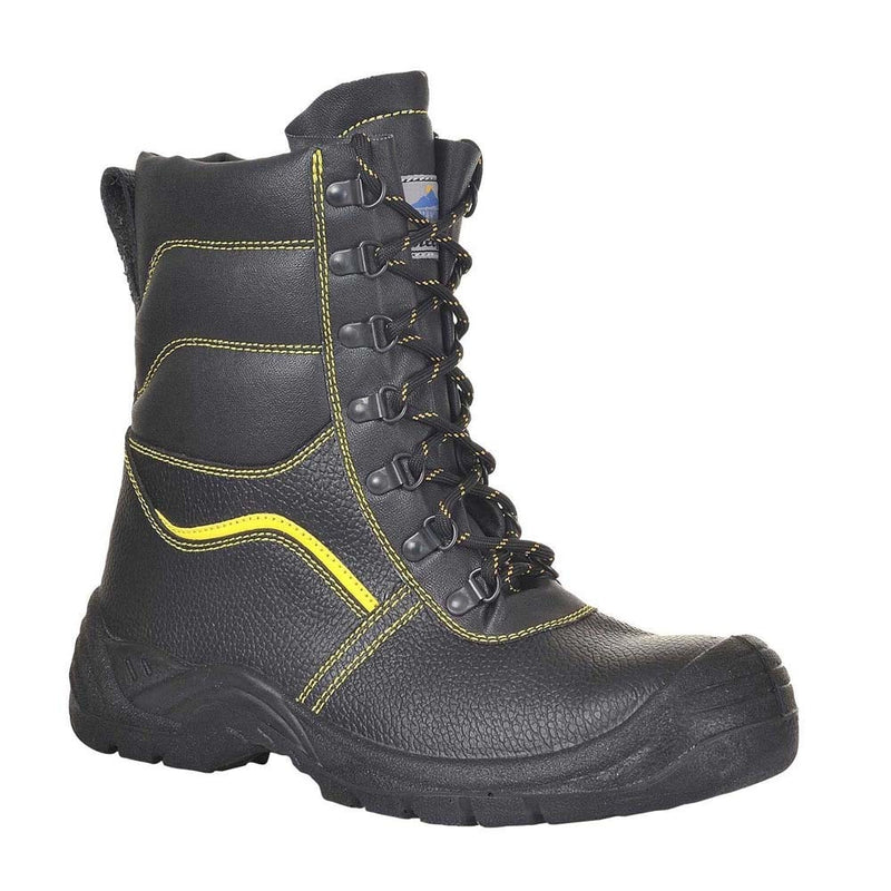 Portwest Steelite Fur Lined Protector S3 Safety Boots-RBM Offshore Safety Supplies