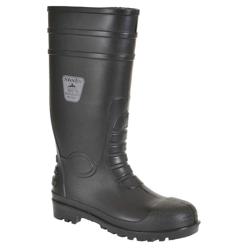 Portwest Total Safety S5 Wellington Boots-RBM Offshore Safety Supplies