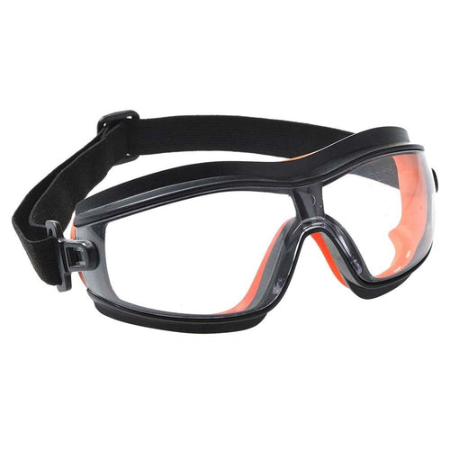 Portwest Slim Safety Goggles-RBM Offshore Safety Supplies
