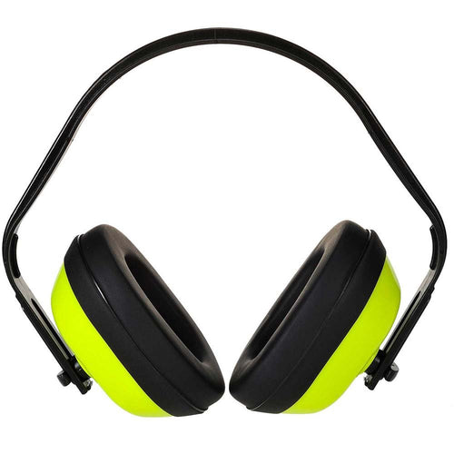Portwest Basic Ear Defenders - SNR 28dB-RBM Offshore Safety Supplies