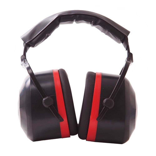 Portwest Classic Plus Ear Defenders - SNR 33dB-RBM Offshore Safety Supplies